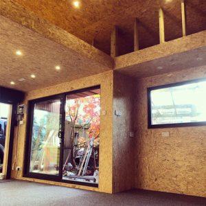 Larch studio_inside