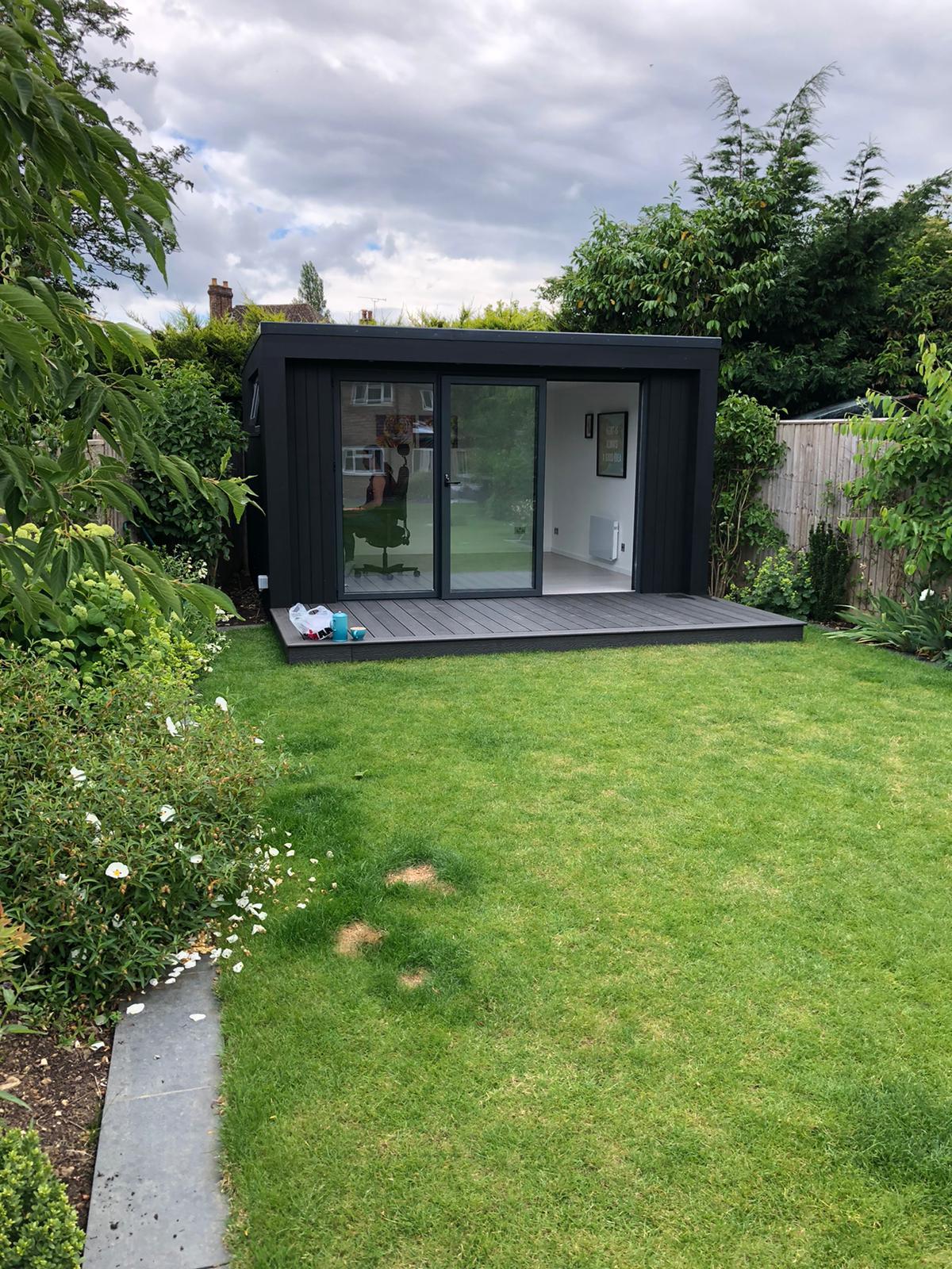 Garden Office in Sevenoaks
