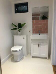 Toilet & Sink