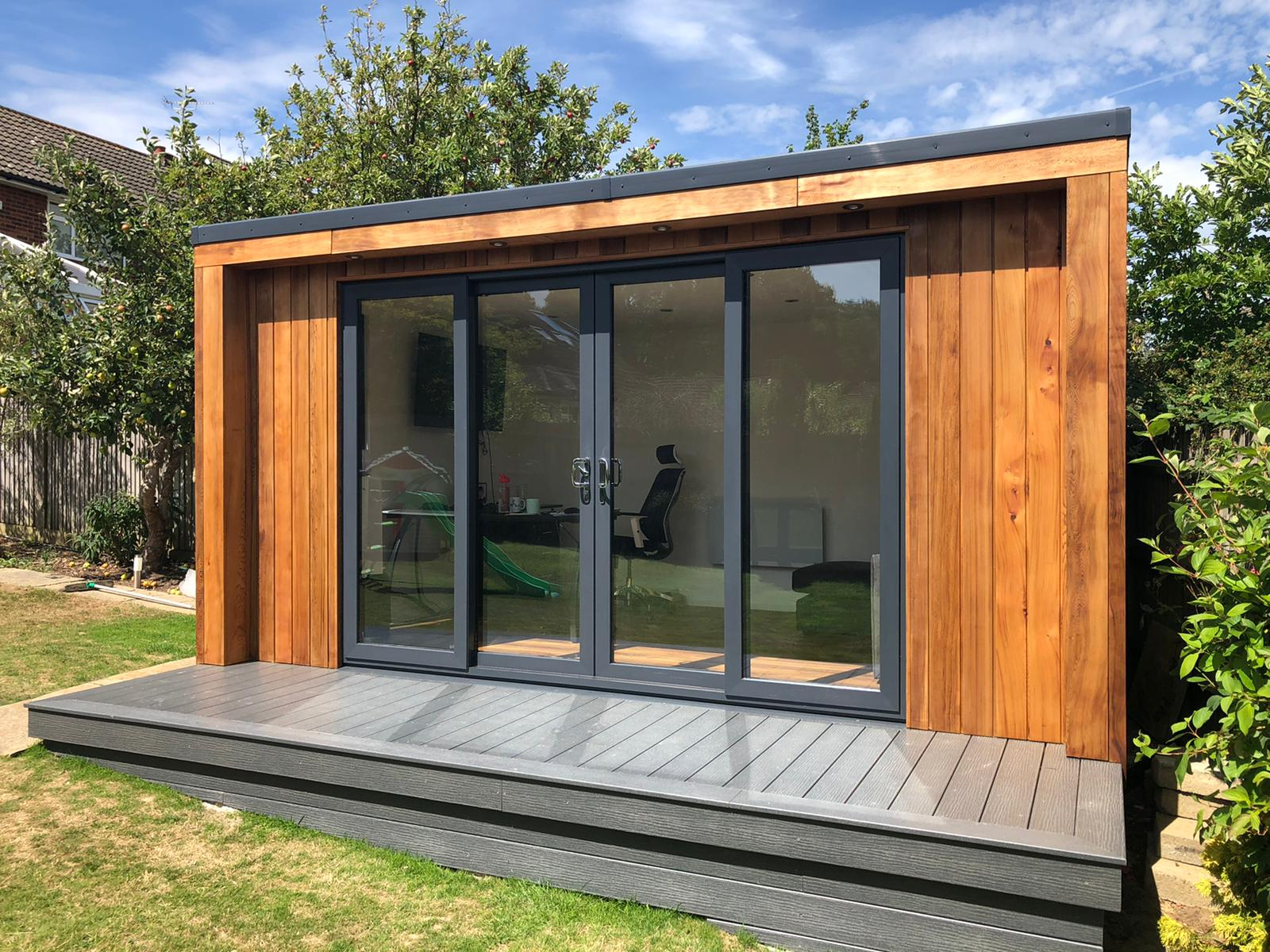 Which garden studio company would you choose?